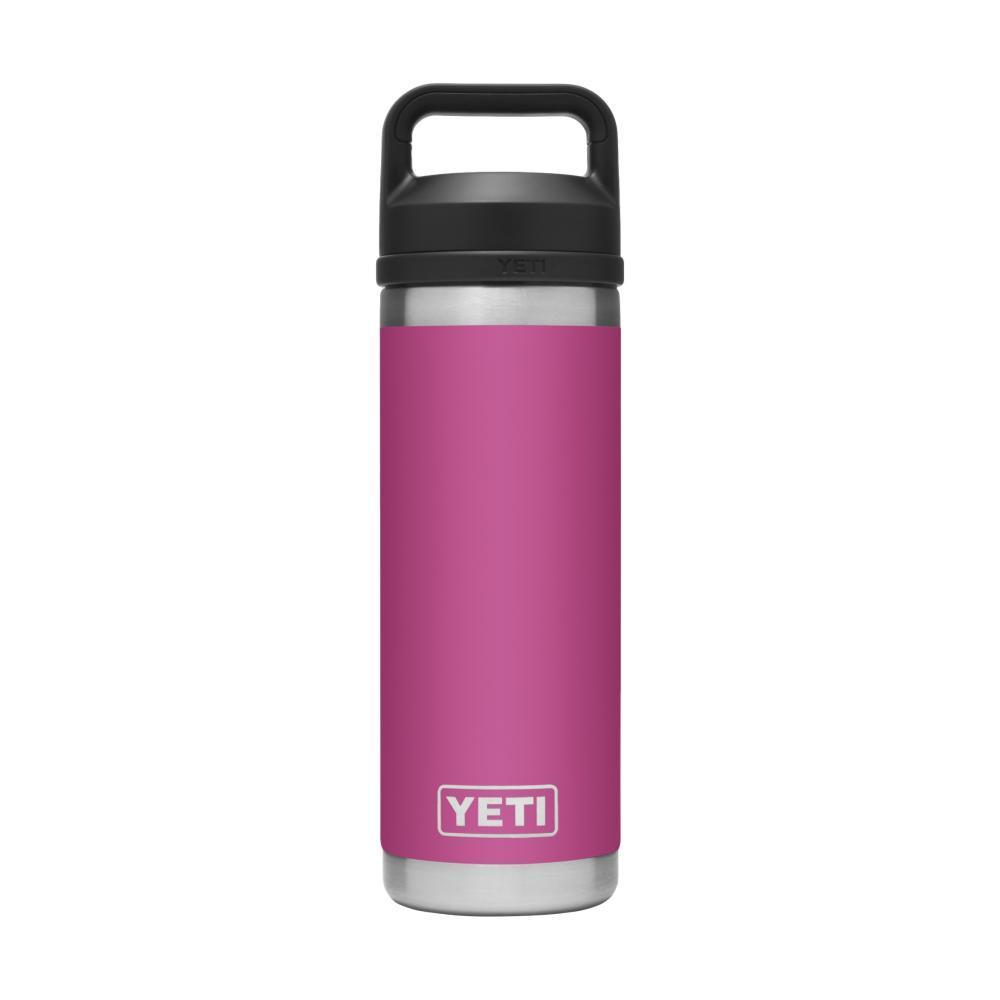 YETI Rambler 18oz Bottle with Chug Cap PRICKLY_PEAR