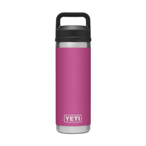 YETI Rambler 18oz Bottle with Chug Cap Prickly_pear