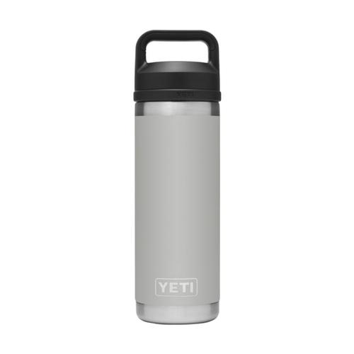 YETI Rambler 18oz Bottle with Chug Cap Granite_grey