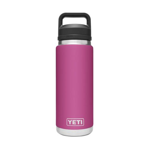 YETI Rambler 26oz Bottle with Chug Cap Prickly_pear