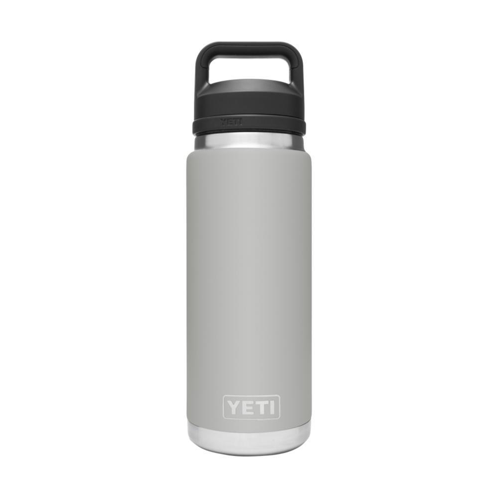 YETI Rambler 26oz Bottle with Chug Cap GRANITE_GREY