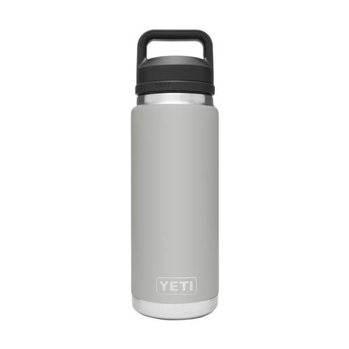 YETI Rambler 26oz Bottle with Chug Cap Granite_grey