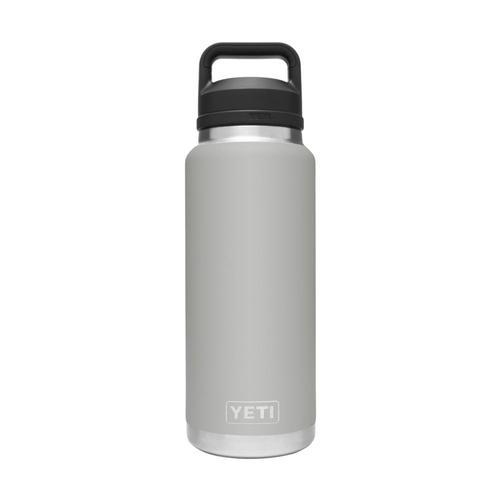 YETI Rambler 36oz Bottle with Chug Cap Granite_grey