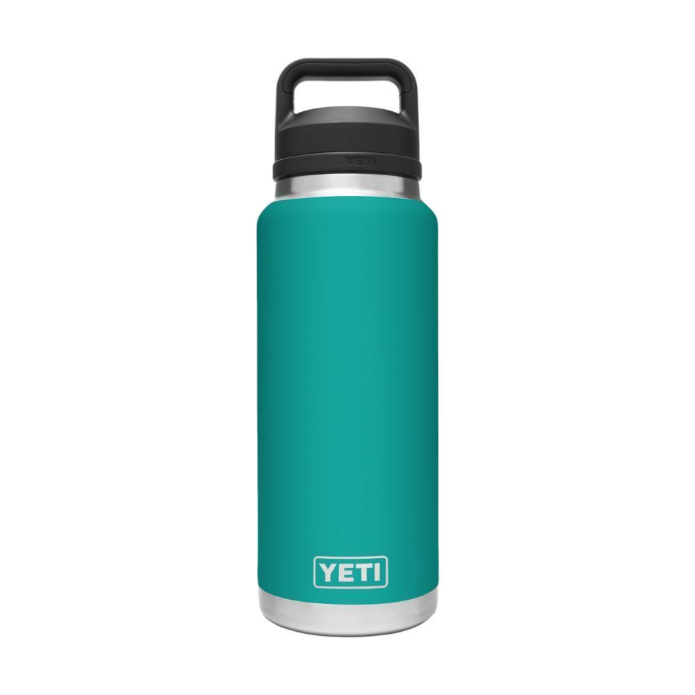 YETI Rambler 36oz Bottle with Chug Cap AQUIFER_BLUE