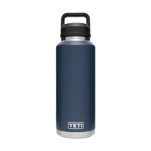 YETI Rambler 46oz Bottle with Chug Cap Navy