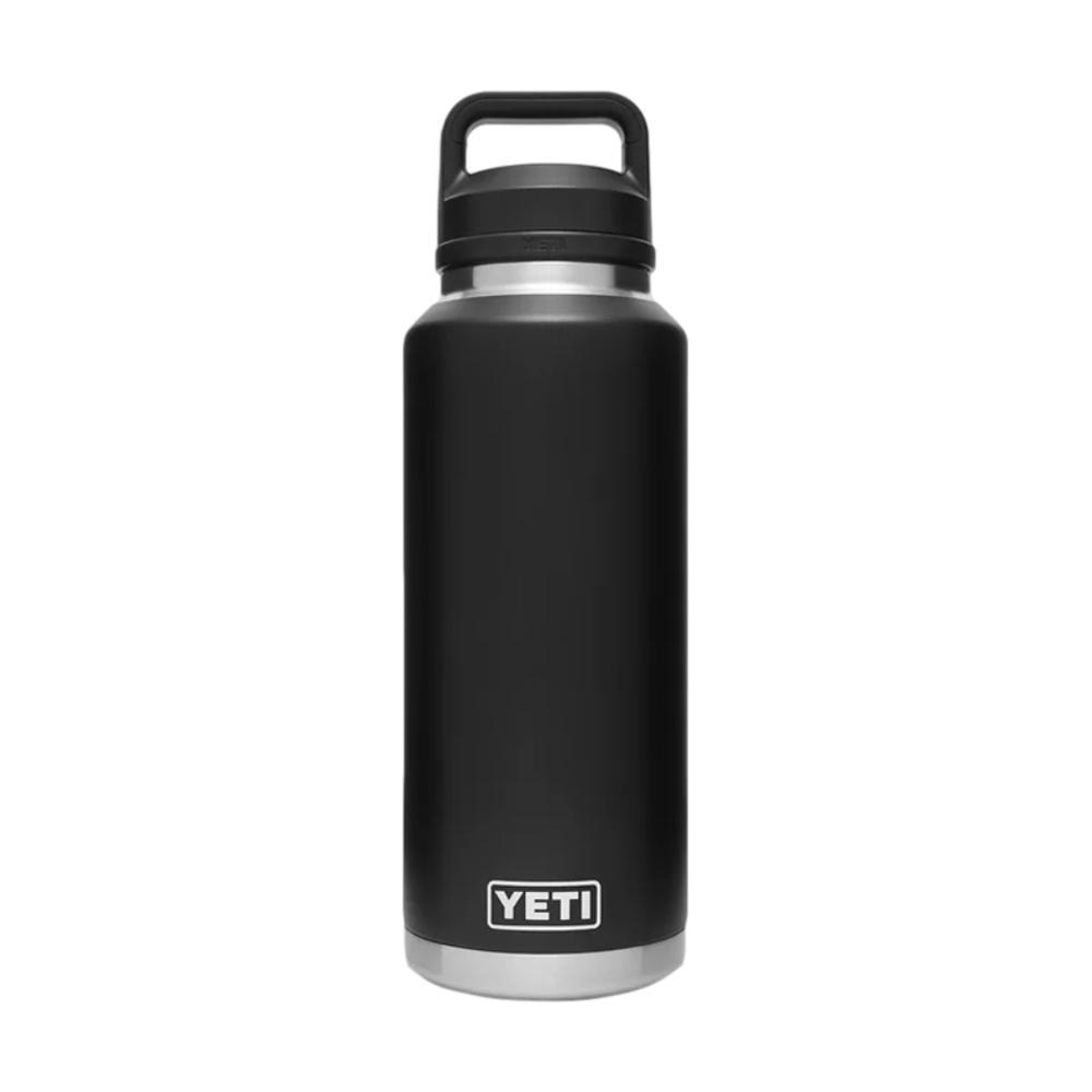 YETI Rambler 46oz Bottle with Chug Cap BLACK
