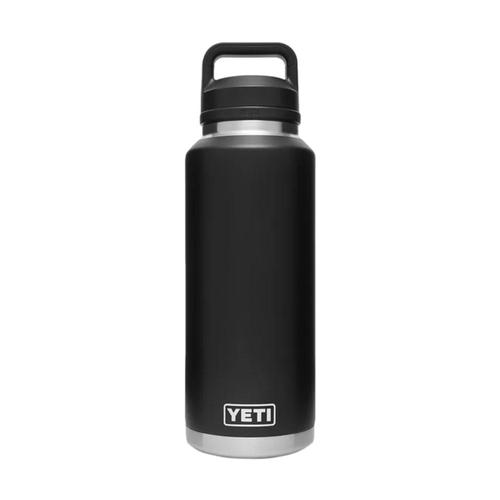 YETI Rambler 46oz Bottle with Chug Cap Black