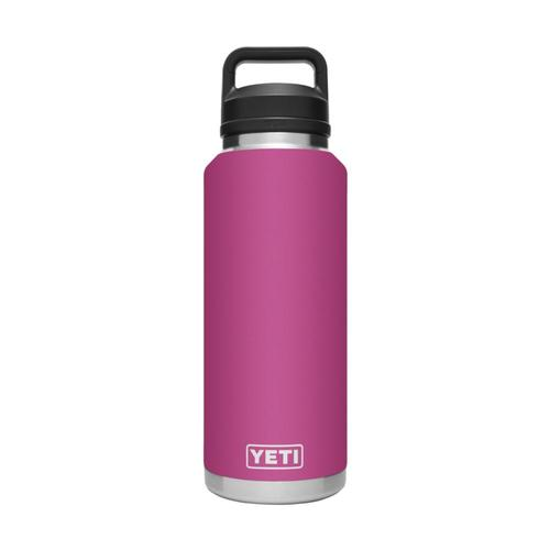 YETI Rambler 46oz Bottle with Chug Cap Prickly_pear