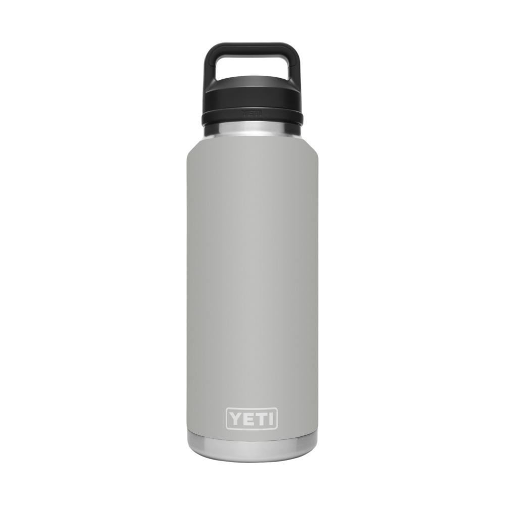 YETI Rambler 46oz Bottle with Chug Cap GRANITE_GREY