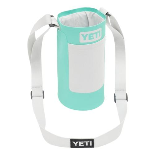 YETI Rambler Bottle Sling Large Aquifer_blue