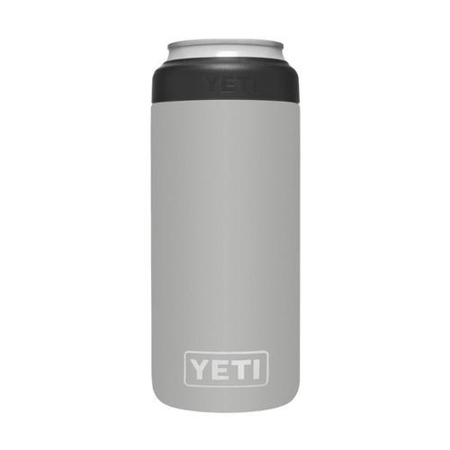 YETI Rambler 12oz Colster Slim Can Insulator Granite_grey