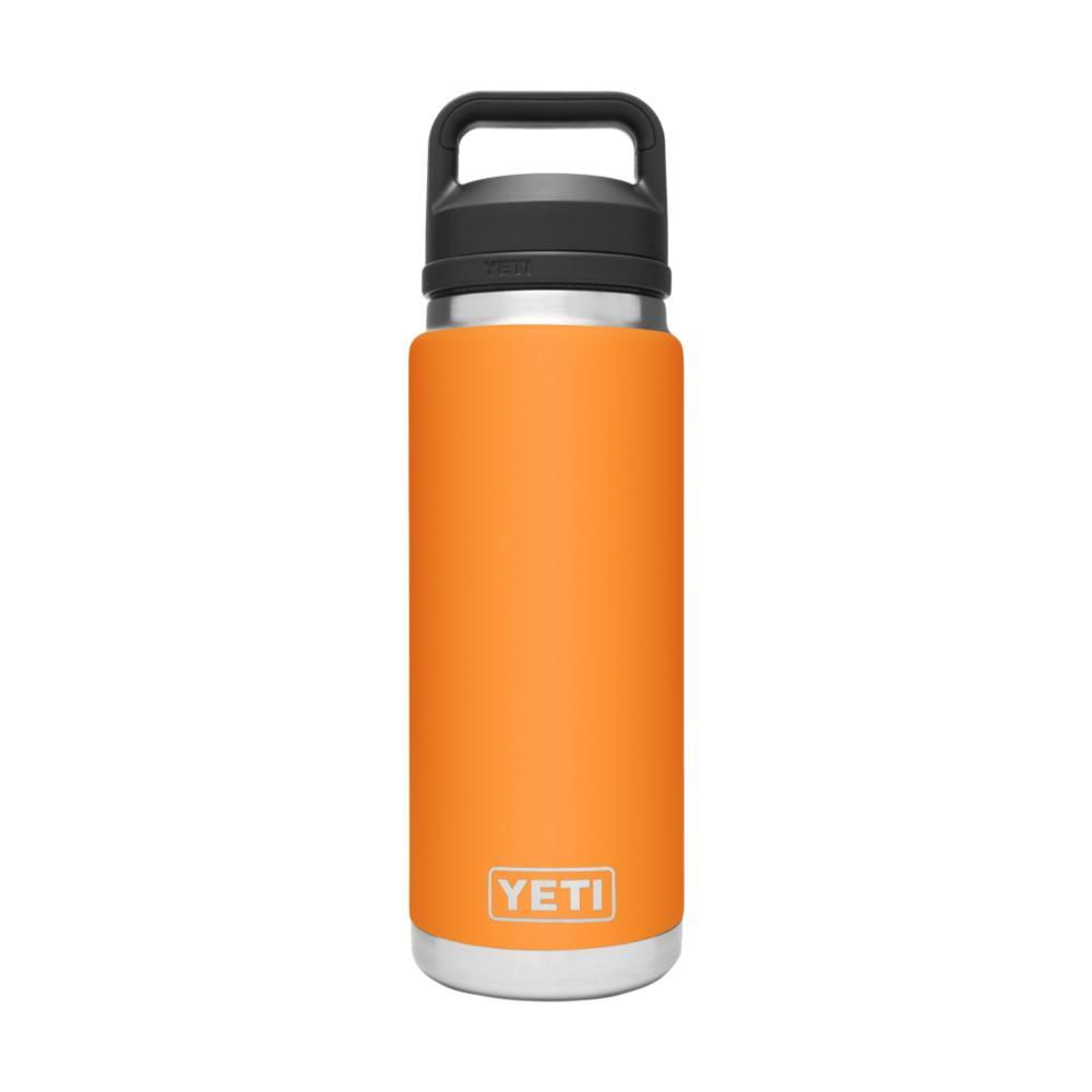 YETI Rambler 26oz Bottle with Chug Cap KING_CRAB_ORNG
