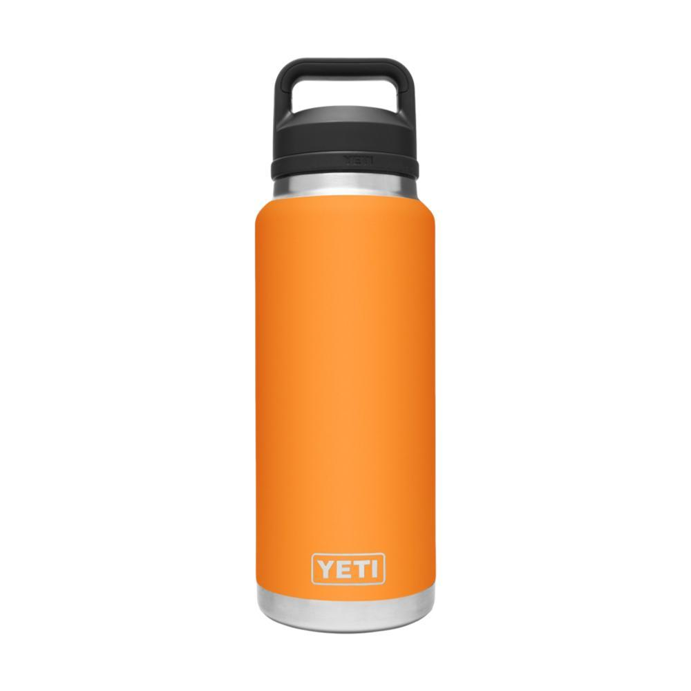 YETI Rambler 36oz Bottle with Chug Cap KING_CRAB_ORNG