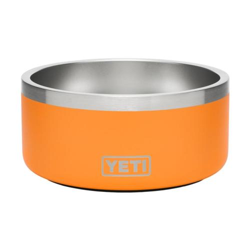 YETI Boomer 4 Dog Bowl King_crab_orng