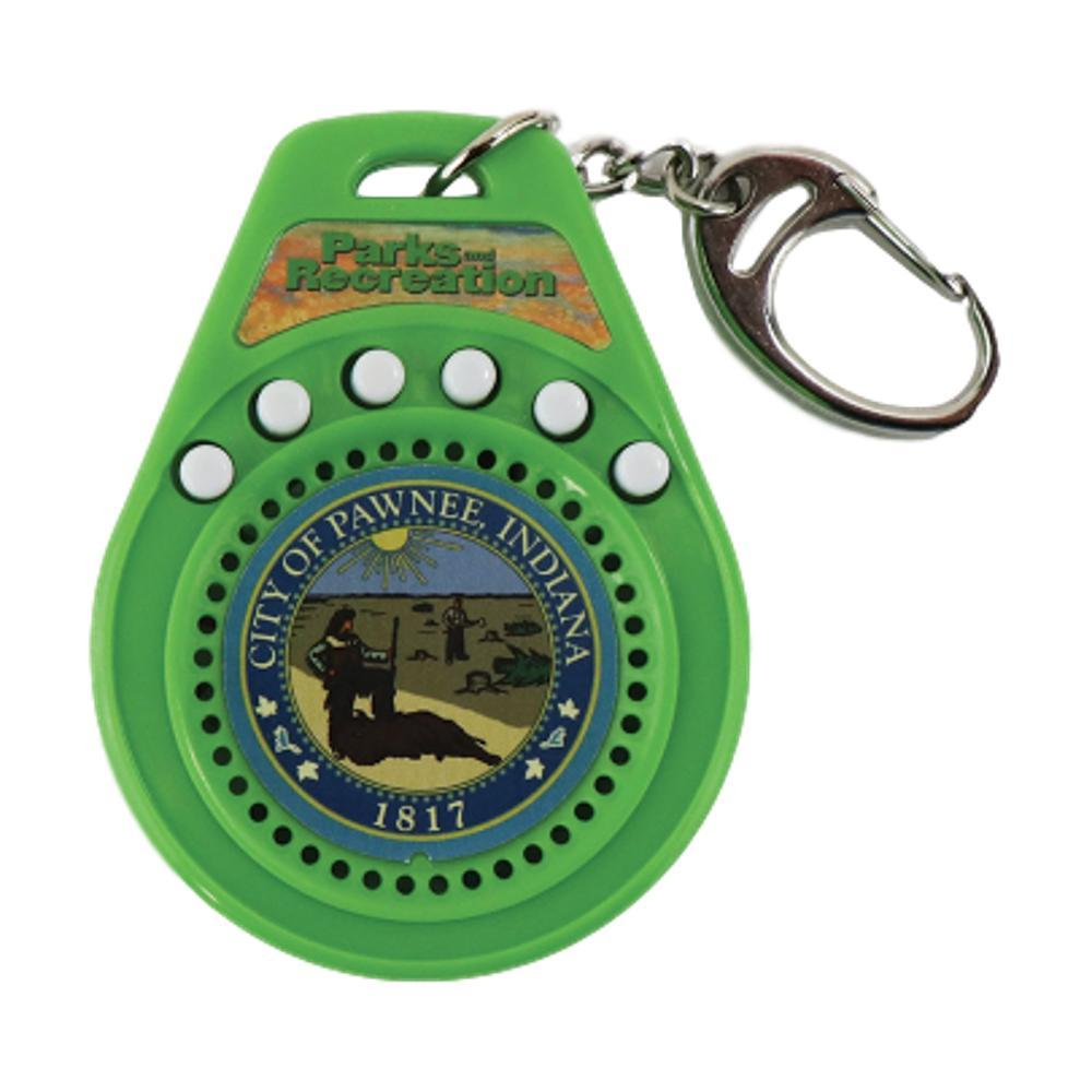 Super Impulse World's Coolest Parks And Recreation Talking Keychain