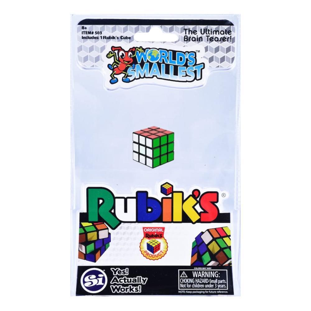 Super Impulse World's Smallest Rubik's Cube