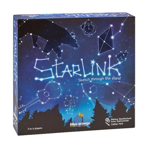 Blue Orange Games Starlink Game