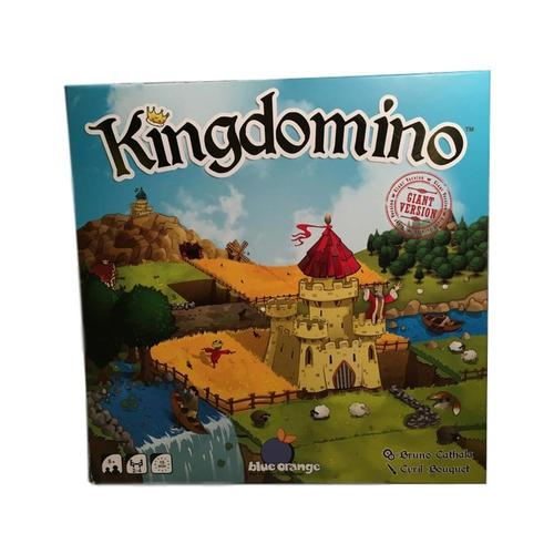 Blue Orange Games Kingdomino Game