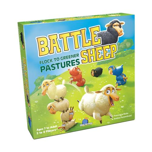 Blue Orange Games Battle Sheep Game