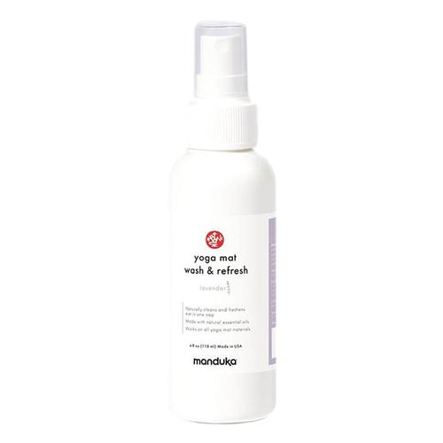 Manduka Yoga Mat Wash and Refresh - Lavender Lavender