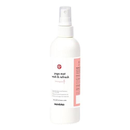 Manduka Yoga Mat Wash and Refresh - Lemongrass Lemongrass