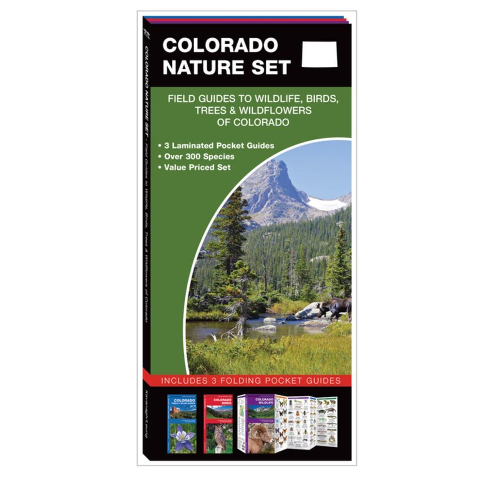 Colorado Nature Set By James Kavanagh, Raymond Leung