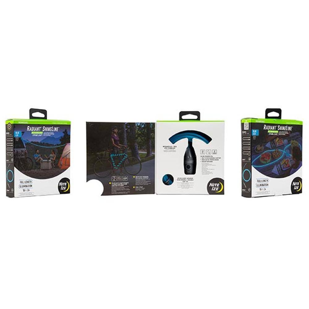 NiteIze Radiant Rechargable ShineLine BLUE_BLUE_LED