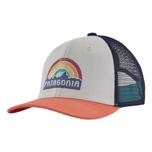 Patagonia Kids Trucker Hat Rnbw_fwco