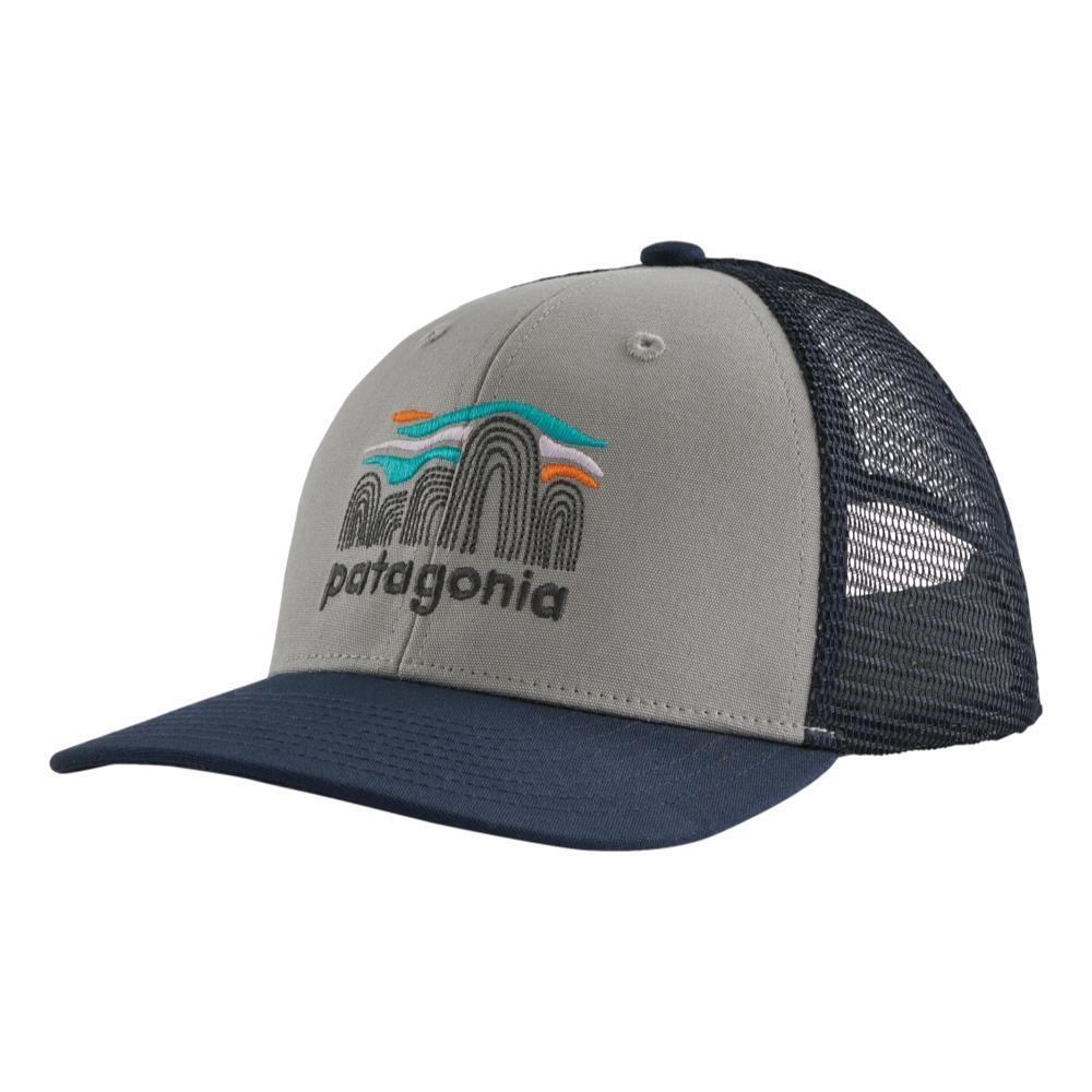 Patagonia Kids Trucker Hat SLTGRY_FBGR