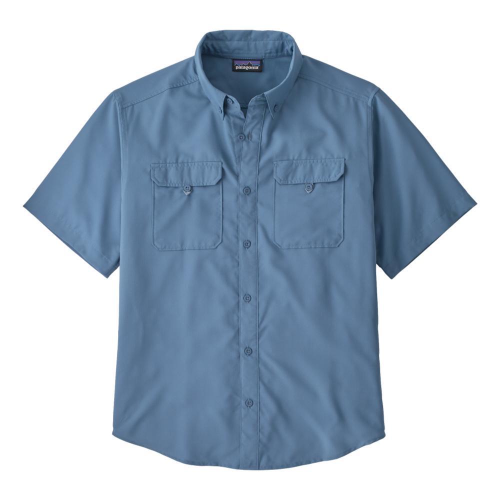 Patagonia Men's Self-Guided Hike Shirt BLUE_PGBE