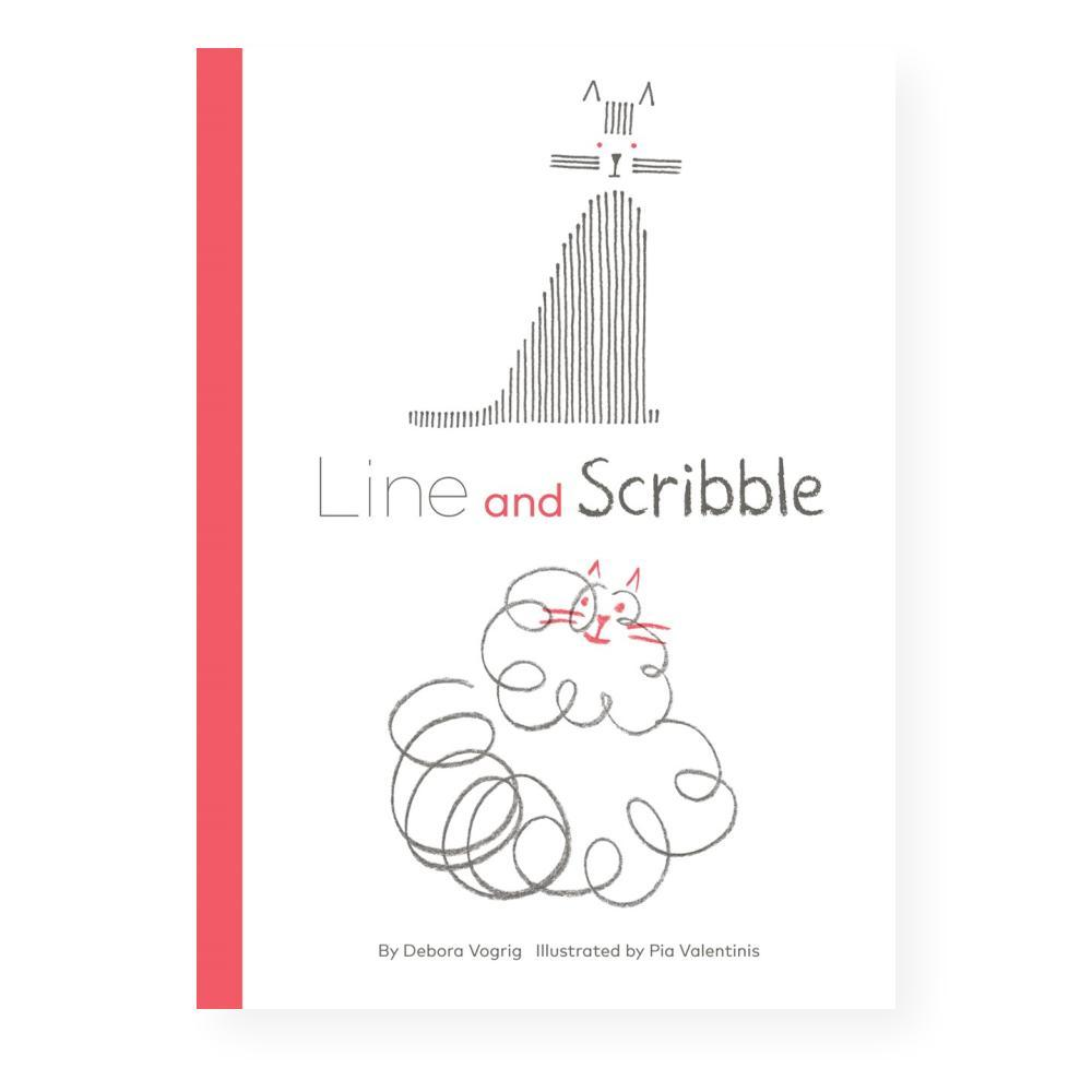 Line And Scribble By Debora Vogrig