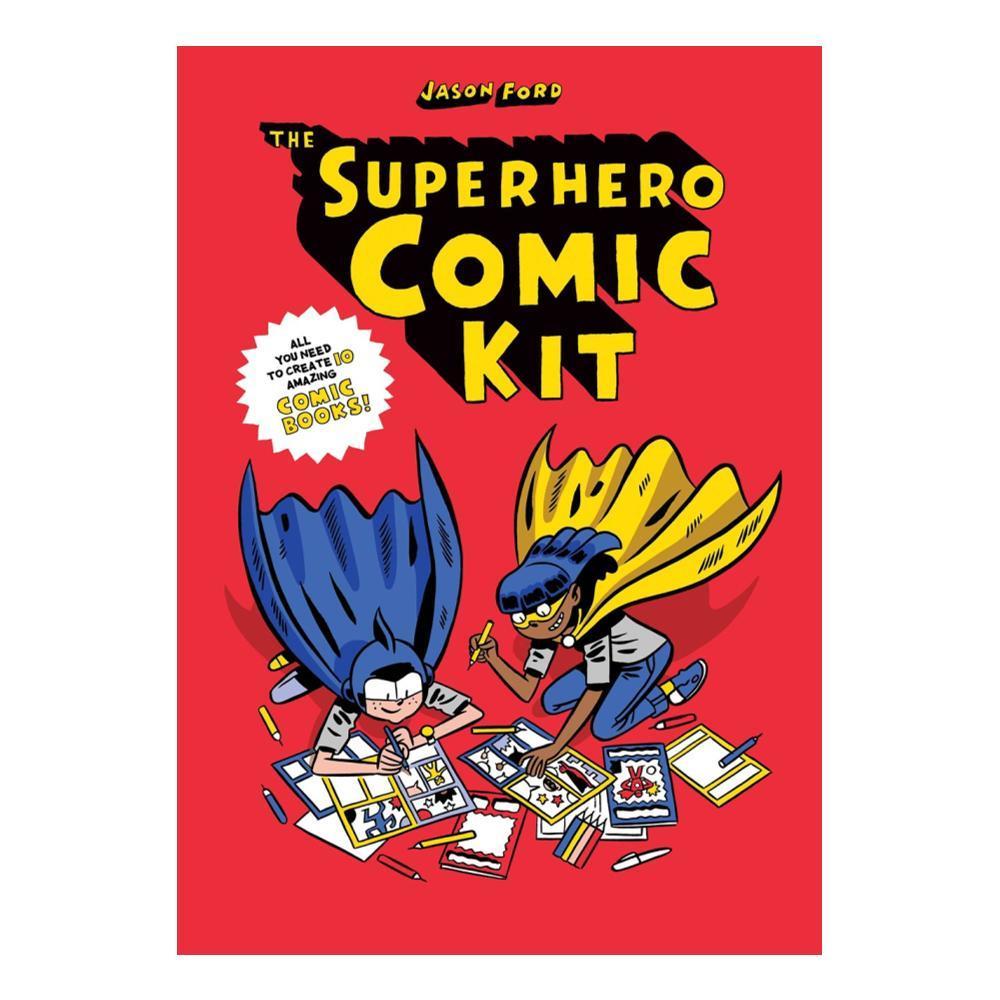 The Superhero Comic Kit By Jason Ford