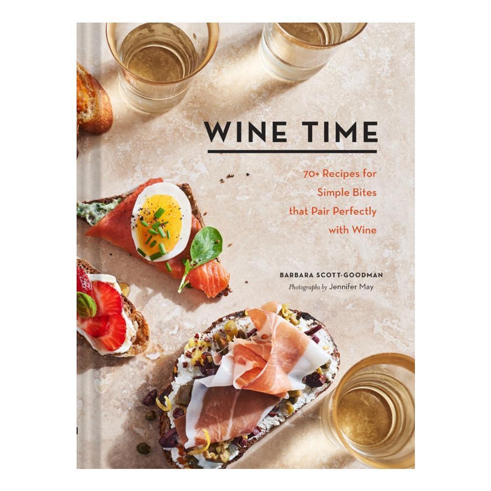 Wine Time By Barbara Scott- Goodman