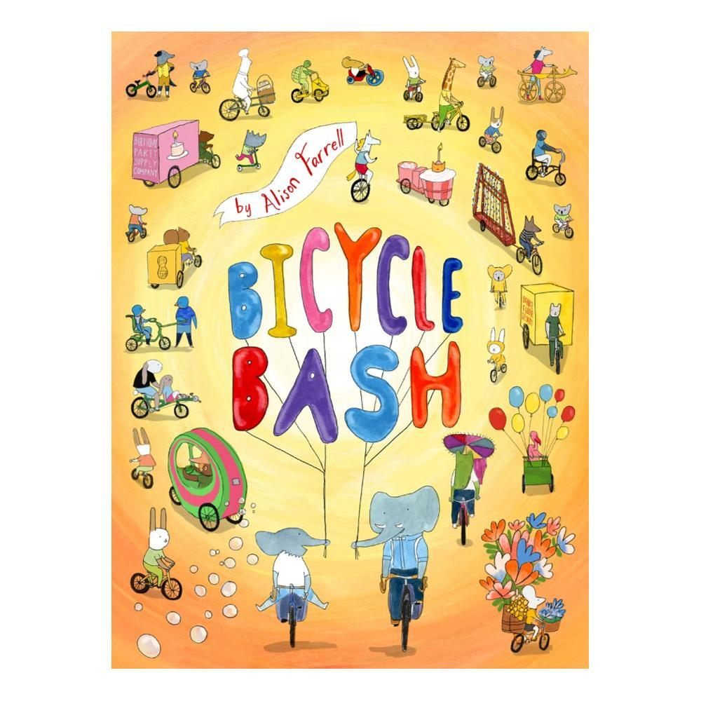 Bicycle Bash By Alison Farrell