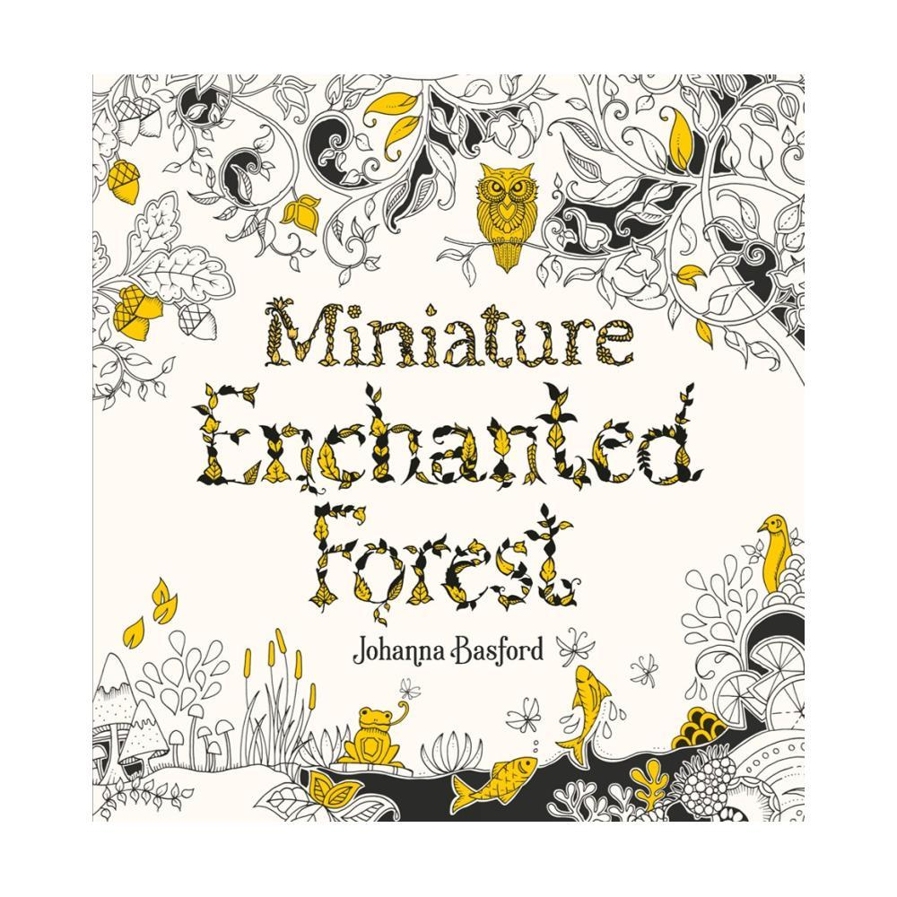 Miniature Enchanted Forest By Johanna Basford