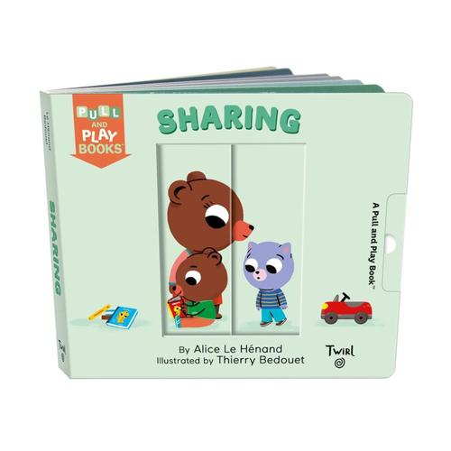Pull and Play: Sharing by Alice Le Henand