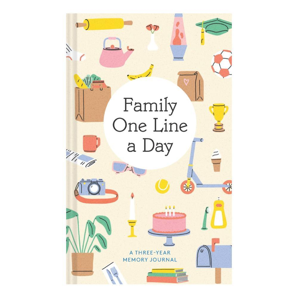 Family One Line A Day