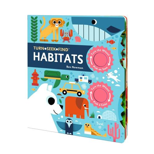 Turn Seek Find: Habitats