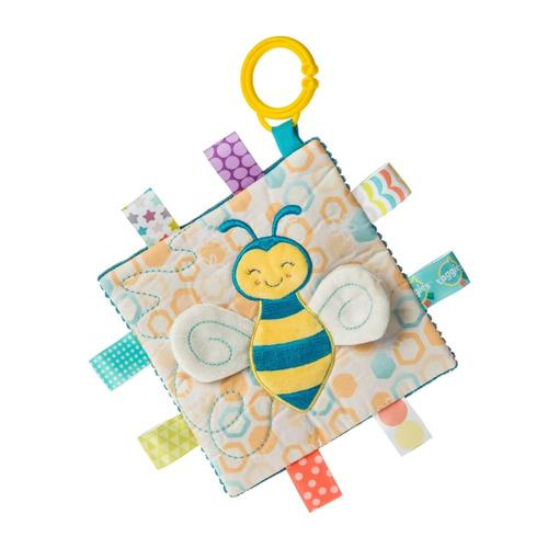 Mary Meyer Taggies Crinkle Me Fuzzy Buzzy Bee