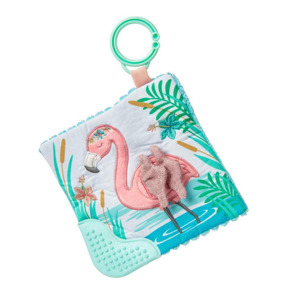 Mary Meyer Tingo Flamingo Crinkle Teether