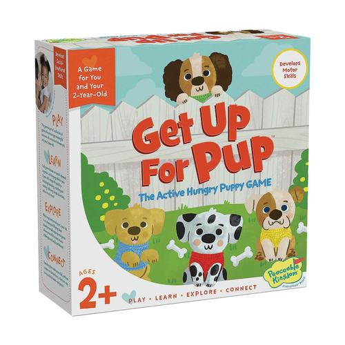 MindWare Get Up For Pup Game