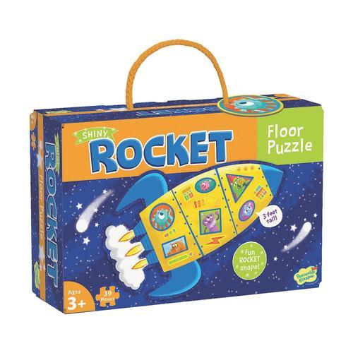 MindWare Rocket Floor Puzzle