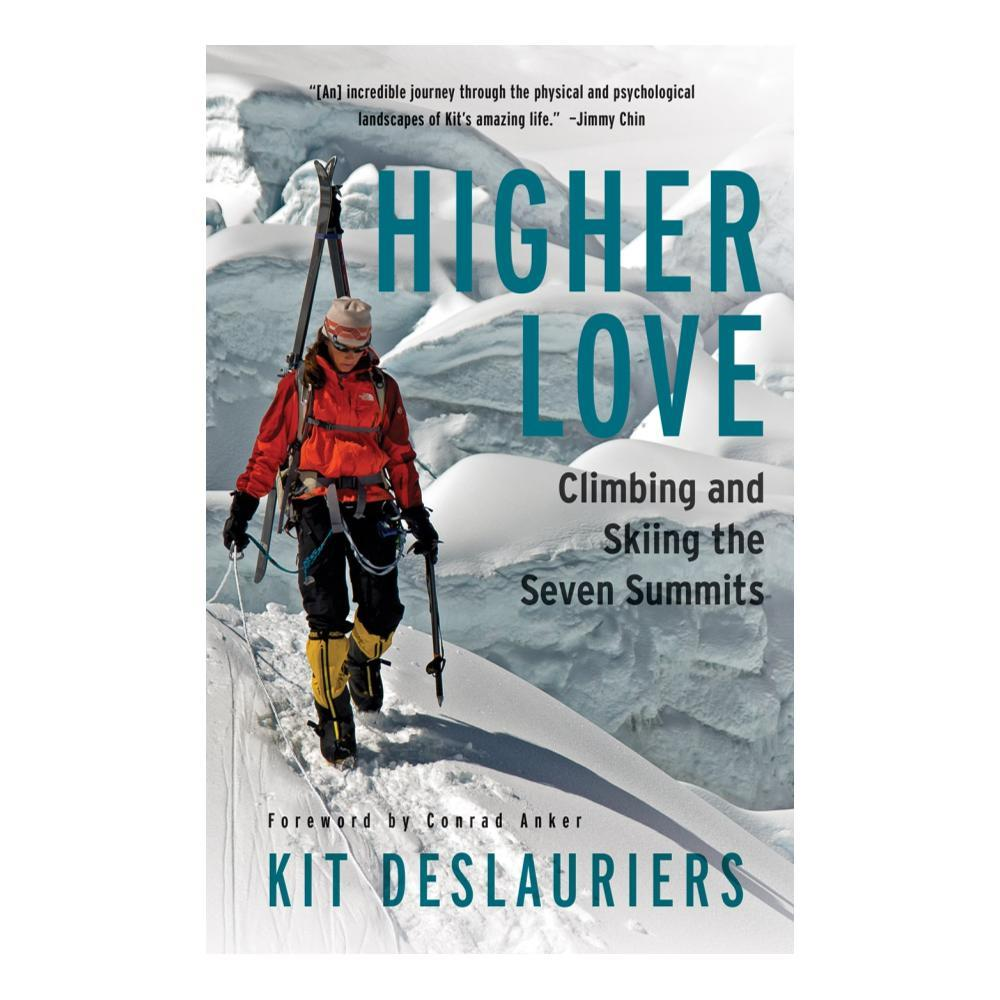 Higher Love By Kit Deslauriers