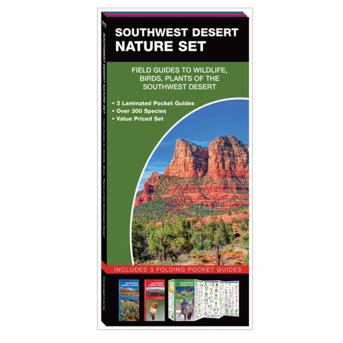 Southwest Desert Nature Set by James Kavanagh