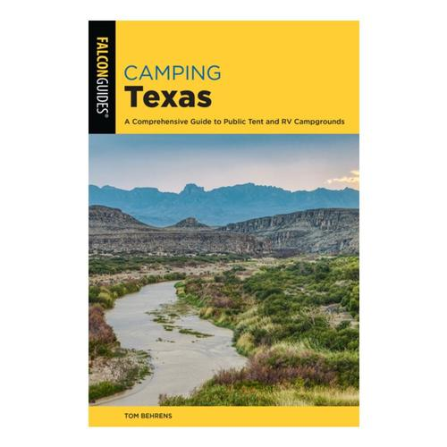 Camping Texas by Tom Behrens