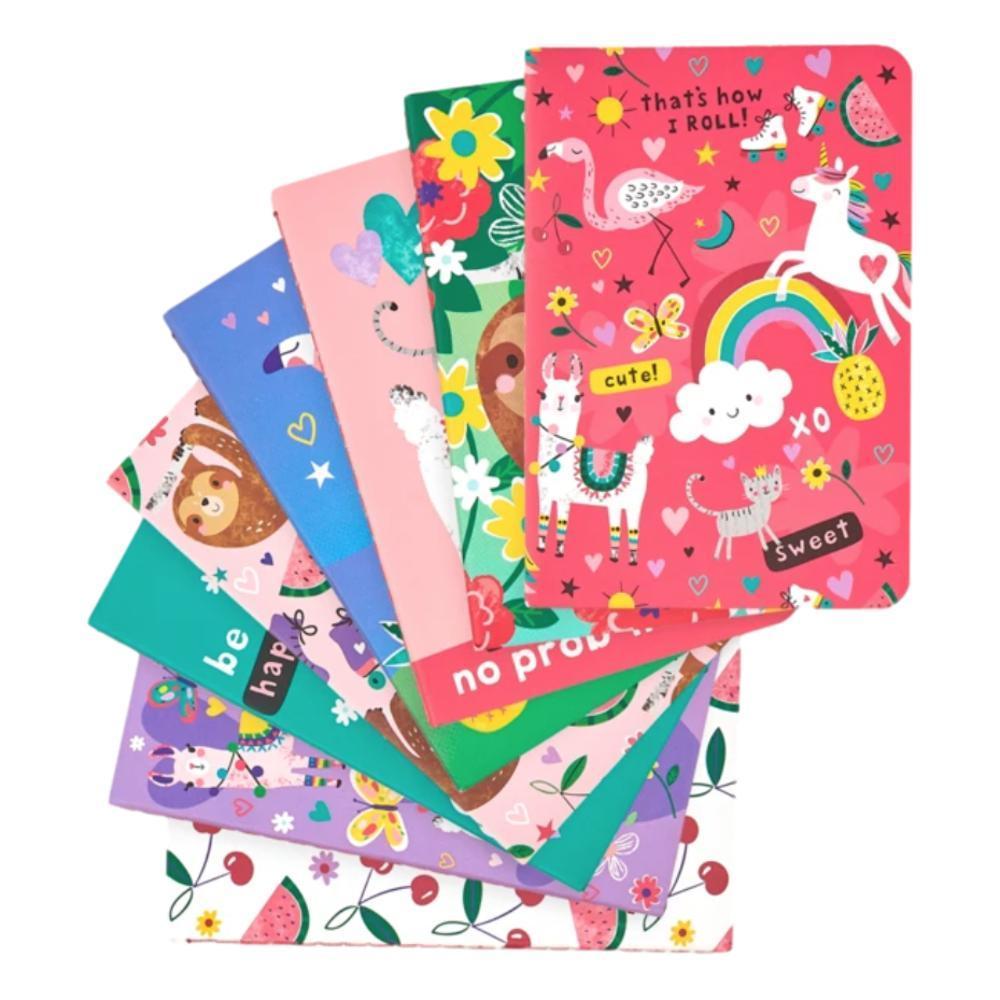 Ooly Pocket Pal Journals - Funtastic Friends
