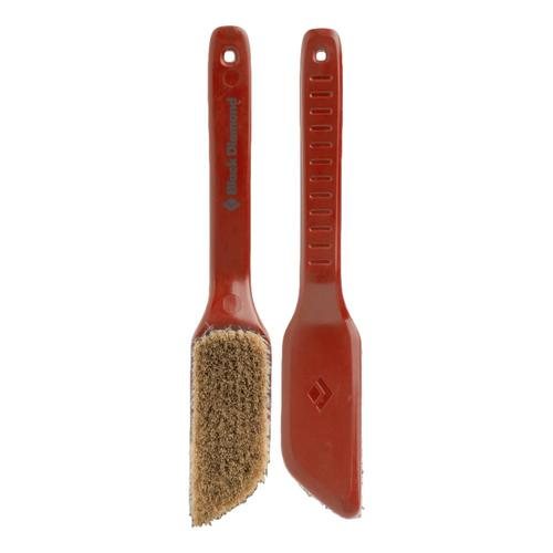 Black Diamond Bouldering Brush - Medium Red