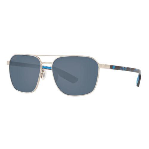 Costa Wader Sunglasses Silver
