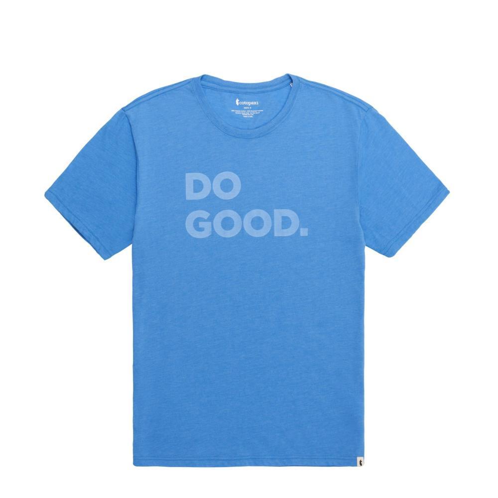 Cotopaxi Men's Do Good T-Shirt AZUL