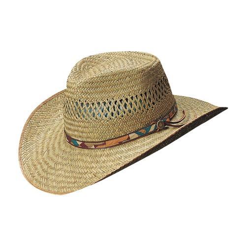 Dorfman Pacific Men's Drifter Hat Natural